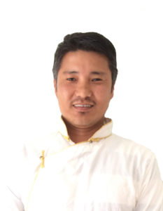 Ngodup Tenpa Under Secretary