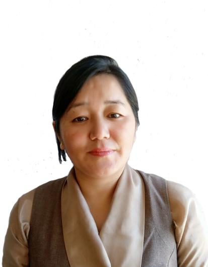Tsering Yangkyi Section Officer