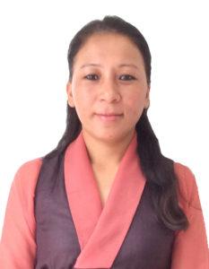 Jampa lhakyi Section officer