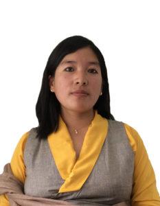 Tenzin Paldon Under Secretary