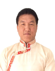 Gedun dhonyoe Under Secretary