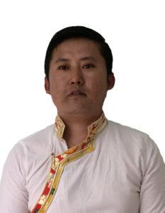 Ngawang Tenzin Office Asistant