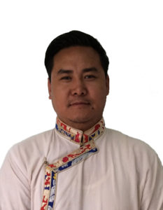 Palden Dorjee Under Secretary
