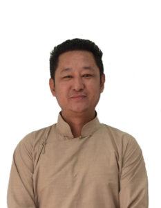 Tenzin Gelek Under Secretary