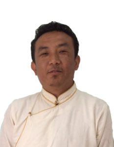 Tenzin Lamsang Office Asistant