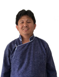 Ugyen Tenzin Under Secretary