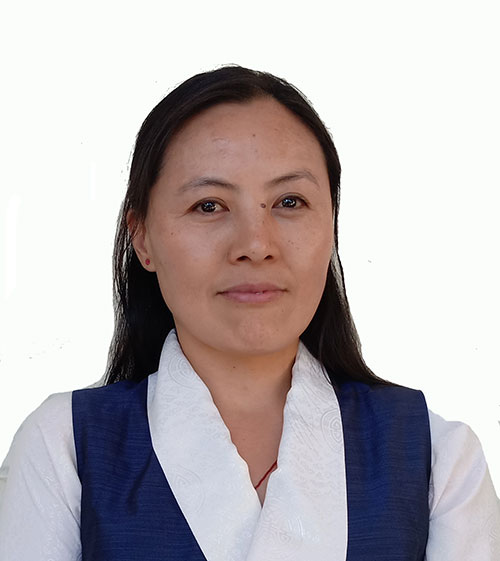 Sangay Lhadon Section Officer