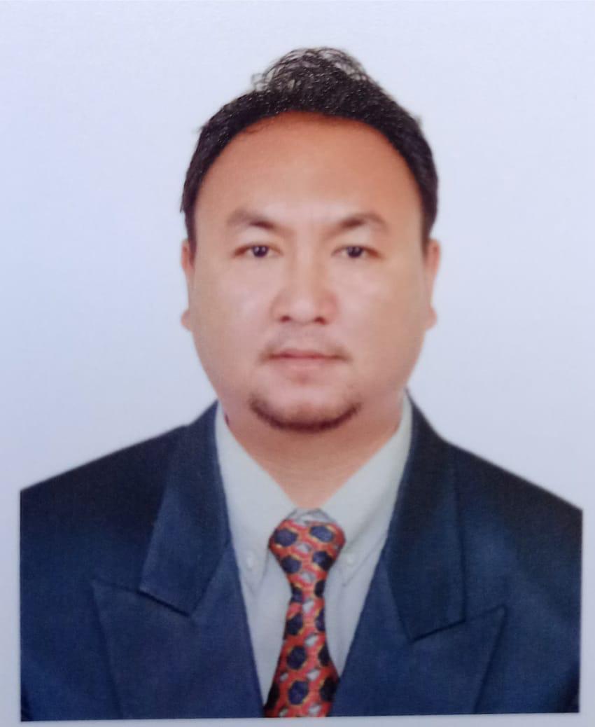 Jamyan Wangyal Joint Secretary